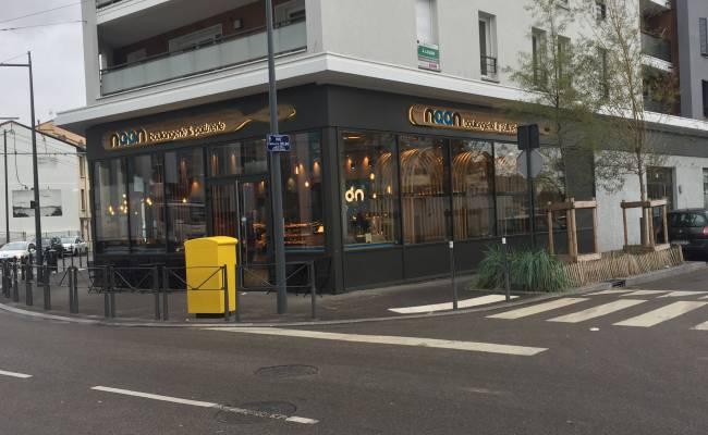Naan Cafe, Lyon